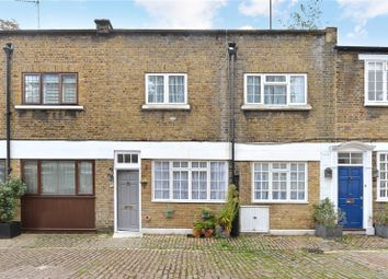 Thumbnail 3 bedroom mews house to rent in Northwick Close, London