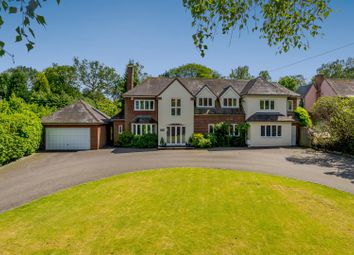 Thumbnail 4 bed detached house for sale in Keepers Road, Little Aston, Sutton Coldfield
