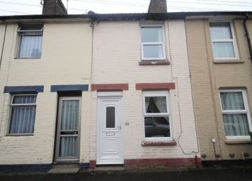 Thumbnail 2 bed terraced house to rent in Luton Road, Faversham