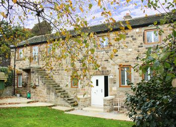 Thumbnail 4 bed barn conversion for sale in Old Mount Farm, Woolley, Wakefield