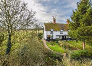 Thumbnail 2 bed end terrace house for sale in Maltings Cottages, Aspenden, Hertfordshire