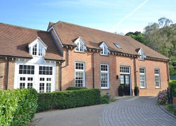 Thumbnail 2 bed terraced house for sale in Coach House Mews, Burwood Park, Hersham, Walton-On-Thames