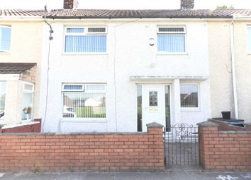 Thumbnail 3 bed terraced house for sale in Leyburn Close, Kirkby, Liverpool