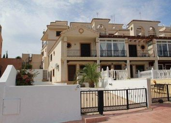 Thumbnail 3 bed end terrace house for sale in Las Filipinas, Orihuela Costa, Alicante, Valencia, Spain