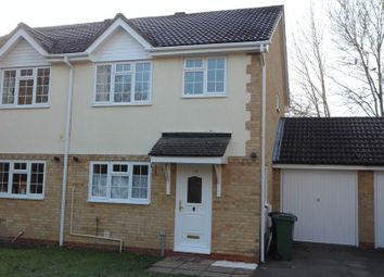 Thumbnail 3 bed semi-detached house to rent in Summerfields, Chineham, Basingstoke