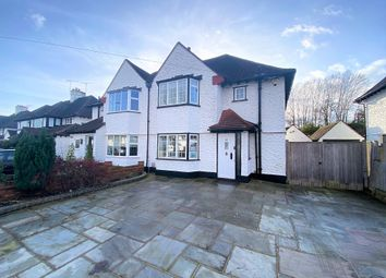 Fairway, Petts Wood, Orpington BR5. 3 bed semi-detached house for sale