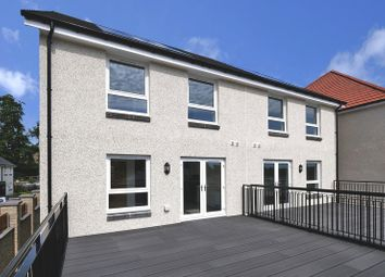 Thumbnail 4 bed town house for sale in Persley Den Drive, Aberdeen