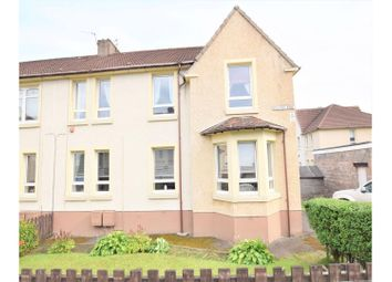 Thumbnail 3 bed flat for sale in Hillfoot Road, Airdrie