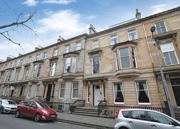 Thumbnail 2 bed flat to rent in Clairmont Gardens, Park, Glasgow
