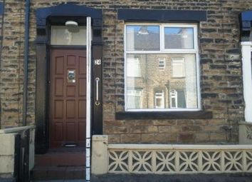 Thumbnail 3 bed terraced house to rent in Hatfield Road, Bradford