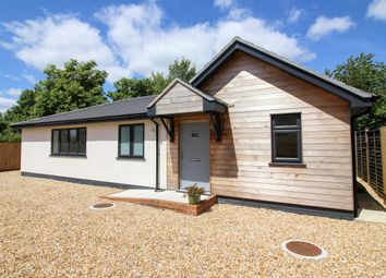 Church Street, Ropley, Alresford SO24. 3 bed detached bungalow