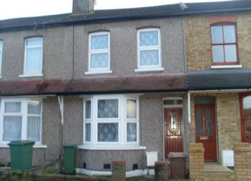 Thumbnail 3 bedroom terraced house to rent in Frederick Road, Sutton