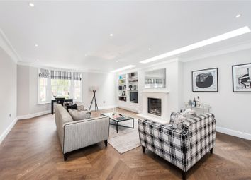 Thumbnail 3 bed flat to rent in Acacia Road, St Johns Wood, London