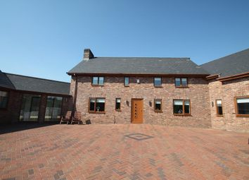 Thumbnail 6 bedroom detached house for sale in Rassau Road, Ebbw Vale, Beaufort, Blaenau Gwent