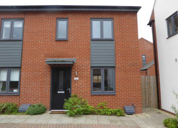 Thumbnail 2 bed terraced house for sale in Cheshires Way, Lawley, Telford