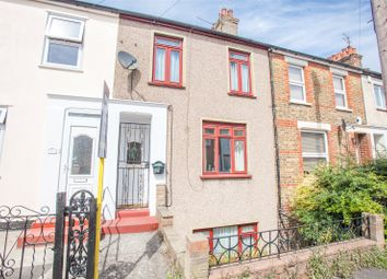 Thumbnail 2 bedroom terraced house for sale in Alexandra Road, Gravesend, Kent