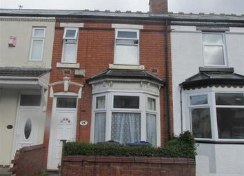 Thumbnail 2 bedroom terraced house for sale in Hill Top, West Bromwich