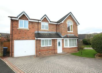 Thumbnail 3 bedroom detached house for sale in St Davids Way, Knypersley, Biddulph