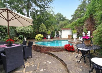 Thumbnail 3 bed detached house for sale in Cavendish Road, Weybridge