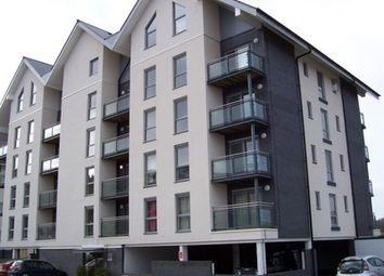 Thumbnail 2 bed flat to rent in Victory Apts, Copper Quarter, Swansea.