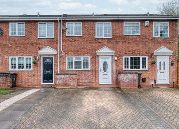 Thumbnail 2 bed terraced house to rent in Cheswick Close, Winyates Green, Redditch