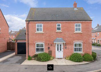 Thumbnail 4 bed detached house for sale in Copenhagen Way, Bidford On Avon, Warwickshire