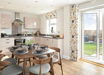 "Thumbnail 3 bed detached house for sale in ""Hadley"" at Shelby Drive, Westhampnett, Chichester"