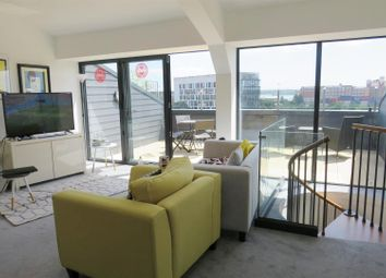 Thumbnail 2 bed penthouse to rent in Millbrook Road East, Southampton