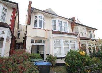 Thumbnail Flat to rent in Burford Gardens, London
