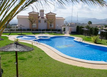 Thumbnail 2 bed town house for sale in Busot, Busot, Alicante, Valencia, Spain