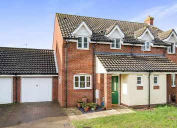 Thumbnail 3 bedroom semi-detached house for sale in Reedham, Norwich, Norfolk