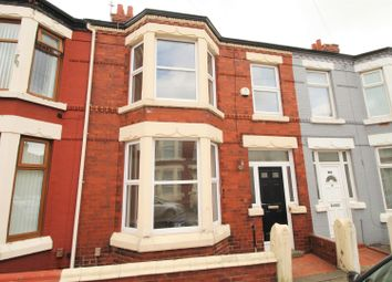 Thumbnail 3 bed terraced house for sale in Monville Road, Walton, Liverpool