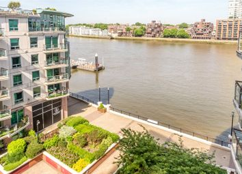 Thumbnail 2 bed flat for sale in Bridge House, St. George Wharf, Vauxhall, London