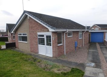 Thumbnail 2 bed detached bungalow to rent in River Close, Retford