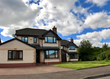 Thumbnail 5 bed detached house for sale in Stravaig, Foxbar, Paisley