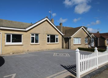 Thumbnail 3 bed detached bungalow to rent in Sadlers Mead, Chippenham