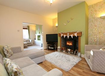 Thumbnail 2 bed terraced house for sale in Broken Cross, Macclesfield, Cheshire