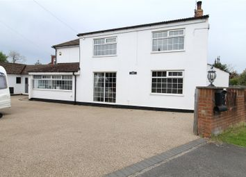 Thumbnail 4 bed detached house for sale in Commonside, Westwoodside, Doncaster, South Yorkshire