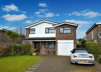 Thumbnail 4 bed detached house for sale in Meyricks, Coed Eva, Cwmbran