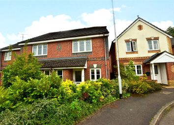 Thumbnail 2 bed end terrace house for sale in Amber Close, Earley, Reading, Berkshire