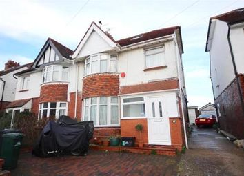 Thumbnail 4 bed semi-detached house to rent in Cranmer Avenue, Hove, East Sussex