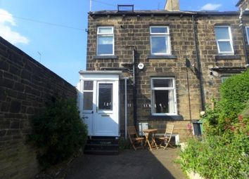 Thumbnail 1 bed end terrace house for sale in Derby Road, Rawdon, Leeds
