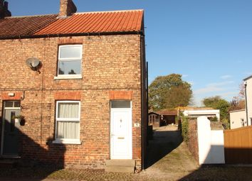 Thumbnail 2 bed end terrace house for sale in Dunroyal, Helperby, York