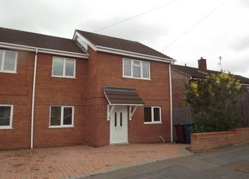 Thumbnail 3 bed property to rent in Porlock Avenue, Stafford