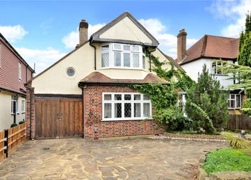 Thumbnail 3 bedroom detached house for sale in Tudor Avenue, Worcester Park