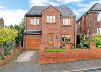 Thumbnail 4 bed detached house for sale in Churchfield Road, Frodsham