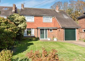 Thumbnail 3 bed detached house for sale in Broomfield, Lower Sunbury
