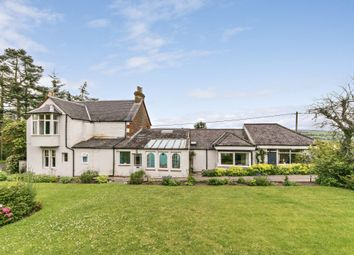 Thumbnail 5 bed detached house for sale in Loch View, Wester Essendy, Blairgowrie