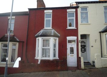 Thumbnail 3 bed terraced house to rent in Trinity Street, Barry