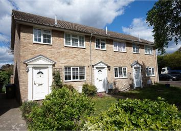 Thumbnail 3 bed end terrace house to rent in Church Road, Sandhurst